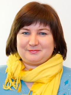 Процко Світлана Анатоліївна
