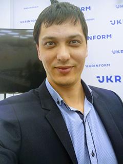 (Українська) Єнін Максим Наімович